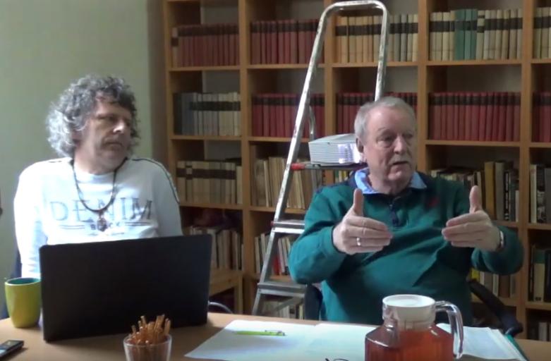 Trauma-kezelés a segítő beszélgetésben:                 videófelvételek Peter Dänzer 2019.02.16-i előadásról